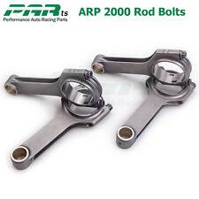 Connecting Rod Rods for Suzuki Swift Cultus Gti 1300 G13b ARP 2000 Bolt Sale par