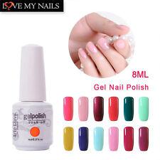 Arte Clavo Gel Nail Polish UV LED Soak Off Nail Art Foundation Top Manicure Coat