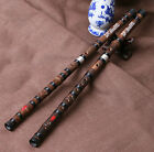 Professional Level Chinese Bamboo Flute Chinese Dizi Instrument With Accessories