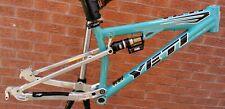 In buonissima condizione Raro Retrò Yeti 4x EDIZIONE SPECIALE NUMERO 086/100 Mountain Bike Telaio MTB
