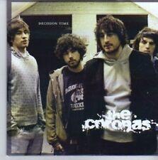 (DE309) The Coronas, Decision Time - 2008 DJ CD