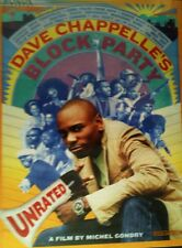 DAVE CHAPPELLE's BLOCK PARTY UNRATED Kanye West Common The Roots The Fugees
