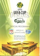 UEFA CUP FINAL 2001 Liverpool v Alaves
