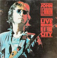 Live In New York City - John Lennon ( First Press 1986 )