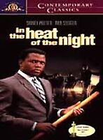 In the Heat of the Night (DVD, 2001,Sidney Poitier NEW