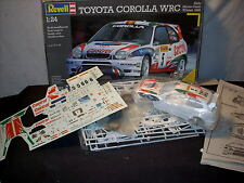 Model Kit  Toyota Corolla WRC