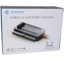 Dynamode USB-Kit convertidor de Almacenamiento IDE/SATA
