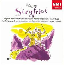 Wagner: Siegfried 2006 by Richard  Wagner; Bernard Haitink; Bavarian . EXLIBRARY