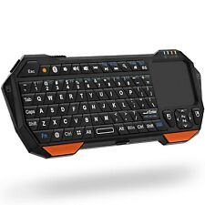 Mini Controlador De Teclado Inalambrico Bluetooth Portatil Ligero, Qwerty