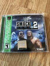 WWF SmackDown 2: Know Your Role (Sony PlayStation 1, 2000) Ps1 P1