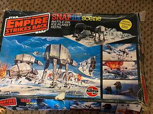 Airfix Star Wars Battle Of Hoth Model Kit Diorama