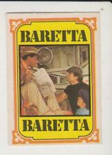 Monty Gum trading card 1978 TV Series: Baretta #25