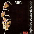 ☆ CD Single ABBA Eagle 2-Track CARD SLEEVE ☆ Thank you for the music