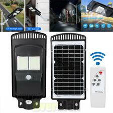 70W 192LED 99000LM Solar Street Light Motion Sensor Commercial Dusk to Dawn IP67