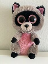 Ty toys Beanie Boos Rocco the Racoon regular 6""