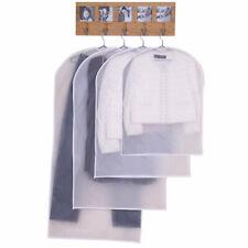 Dustproof Hanging Garment Suit Coat Clothes Cover Protector Wardrobe Storage Bag