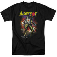 Bloodshot Vintage Bloodshot T-Shirt DC Comics Sizes S-3X NEW