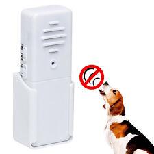 Ultraschall Anti-Bell-Gerät mit Wandhalterung Bell-Stopp Hundegebell Antibell