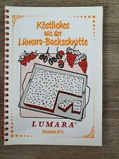 Lumara Köstliches aus der Lumara-Backschnitte Backbuch Nr.3