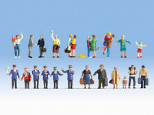Noch At The Station XL Figure Pack x 24 16121 HO Scale (suit OO)
