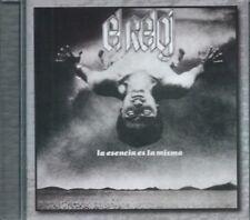 EL RELOJ - LA ESENCIA ES LA MISMA 1983 ARGENTINE PROGRESSIVE SYMPH HARD ROCK CD