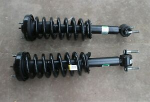 2015 -2020 Ford F150 Front Strut Coil Springs Assembly Shock absorber oem pair