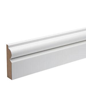 Door Architrave Boards - Pre-finished MDF - KOTA - Torus - 68 x 18 x 4400mm