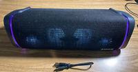 Sony SRS-XB43 Portable Extra Bass Bluetooth Speaker NFC SRSXB43 BLACK used