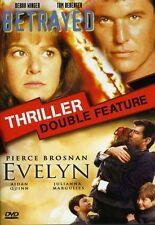 Betrayed/Evelyn DVD Region 1