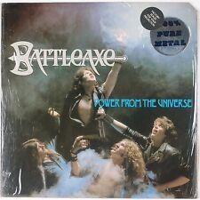 BATTLEAXE: Power from the Universe SEALED Roadrunner Heavy Metal ORIG Vinyl LP