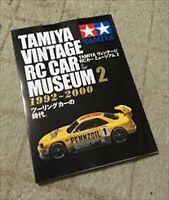 New TAMIYA Vintage RC Car Museum 2 1992-2000 Guide Book Touring Car Japan