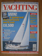 YACHTING MONTHLY MAGAZINE MAY 2001 No 1137