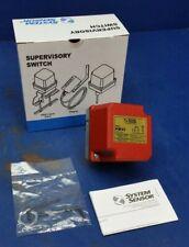 System Sensor Pibv2 Supervisory Post Indicator Valve Piv Fire Alarm Switch