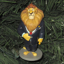 Zootopia Mayor Lionheart Custom Christmas Tree Holiday Ornament Disney Movie