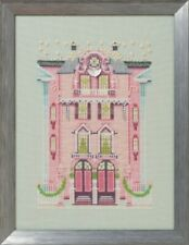 The Pink Edwardian House - Holiday Village Collection #NC283 Nora Corbett New