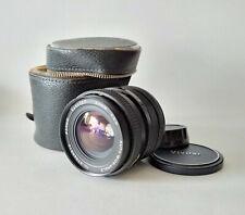 Vivitar 28mm f/2.5 Fast Wide Angle 8 PALE primo obiettivo della fotocamera ⌀ 58 -/FD Mount C