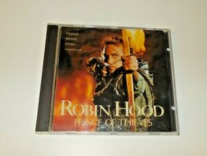 Robin Hood Prince of Thieves Soundtrack CD Michael Kamen 1991