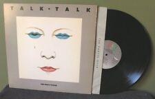 "Talk Talk ""Party's Over"" LP VG+ Roxy Music Duran Duran"