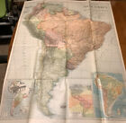 Original+National+Geographic+Map+1921+South+America