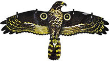 1 x Decoy HAWK BIRD SCARER Deterrent for Nuisance Birds Better then a Scare Crow