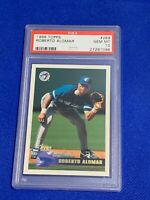 1996 Topps Roberto Alomar Toronto Blue Jays #289 PSA 10 GEM MINT HALL OF FAME