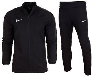Nike Academy 18 Herren Fußball Trainingsanzug Sportanzug 893709-010 NEUE Modell