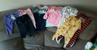 Baby girl clothes 3-12 months lot 16 items Various Brands excellent condition
