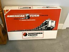 American Flyer by LTI #49602 Northern Pacific Passenger set! Wow! L@@K!