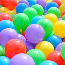 50 Stück 55mm Bunte Farben Kinderbälle Spielbälle Bällebad Kugelbad Bälle