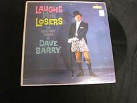Dave Barry  - Laughs for Losers - Comedy LP