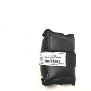 Sammons Preston Standard Weight 5 Lb Black 5710-05
