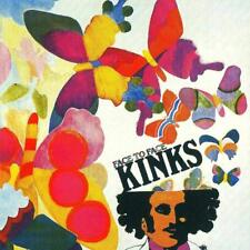 LP THE KINKS FACE TO FACE RED VINYL MONO 180G