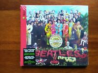 THE BEATLES Sgt Peppers Lonely Hearts Club Band CD Album Limited Edition SEALED