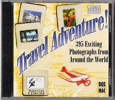 Travel Adventure Usa Ireland Austria Germany Caribbean 395 Photos Mac Dos Cd-Rom